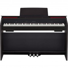 Piano Digital PRIVIA,88t, acc./martillo, poli 256, 18 tonos