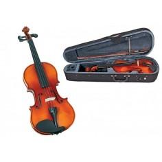Violin de Estudio, 4;4, t:Abeto, Clav y Diap: Arce, c;Arco,
