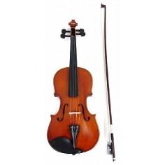 Violin de Estudio, 1;16, t:Abeto, Clav y Diap: Arce, c;Arco