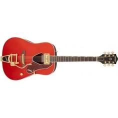 G5034TFT Guitarra elecroacústica con BigsBy y Micrófono de m