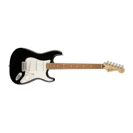 Guit. Elec. Stratocaster Standard Mexico, SSS, PFN, Sin Fund