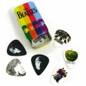 BEATLES PICK TIN - STRIPES