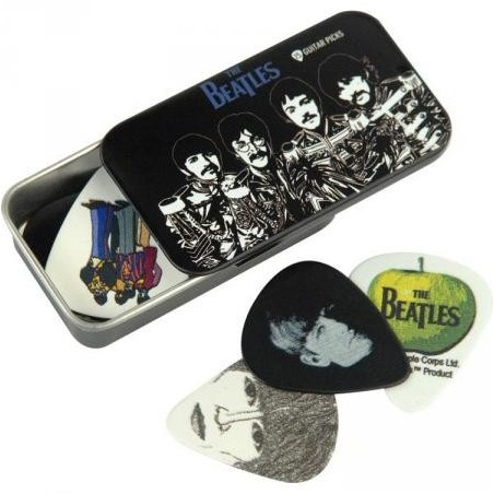 BEATLES PICK TIN - STG. PEPPERS
