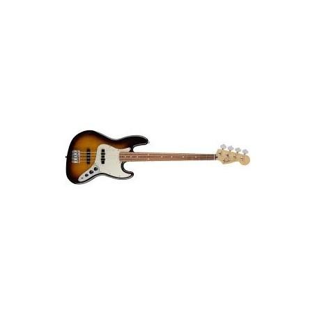 Bajo Elec. Jazz Bass Standard Mexico, PFN, Brown Sunburst