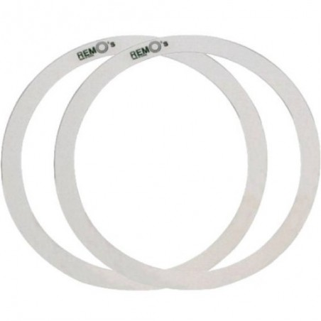 """REMO'S TONE CONTROL RINGS-13"""" RINGS, 1"""" WIDE (2 PCS)"""
