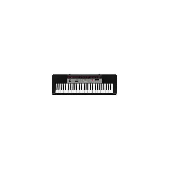 Teclado STD, 61t, t/piano, 32 polif, 120s, 70 rit, 100 mel,
