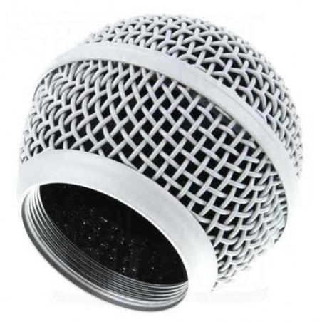 Rejilla metálica para micrófono SM58