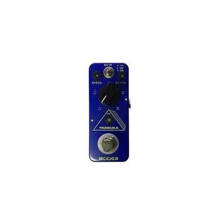 Digital tremolo pedal