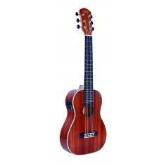 Guitarlele electroacústico | Cuerdas de Nylon | 3 bandas EQ