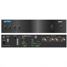Mixer c;potencia mono p;instalaciones; 4 ch;80w; 70-100V