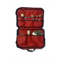 Set de percusión p;niños, t;Valija, 8 instrumentos