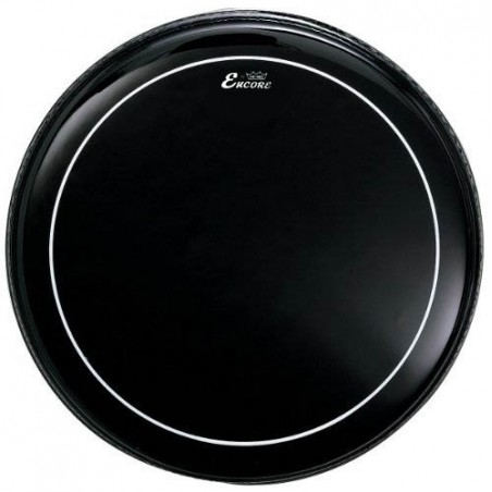 "20"" PS BASS HEAD, EBONY"