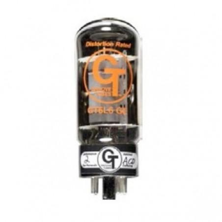 Valvula 6L6 Groove Tubes -6L6-GE - Rango bajo (x 4 unid.)