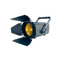 Fresnel de Led, Single WW (3200k) 200W light source-10˚;58°