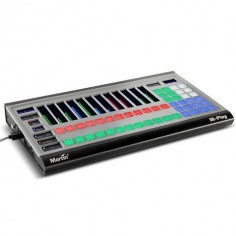 Consola Luces -M-Play, plug-and-play , 1uDMX, 12faders