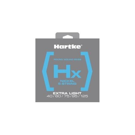 HARTKE EXTRA LT 5 STRING SET