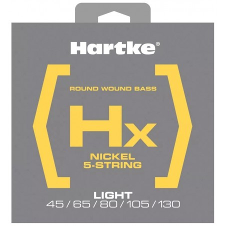 HARTKE LIGHT 5 STRING SET