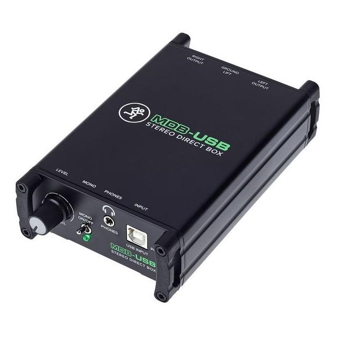 Stereo direct box