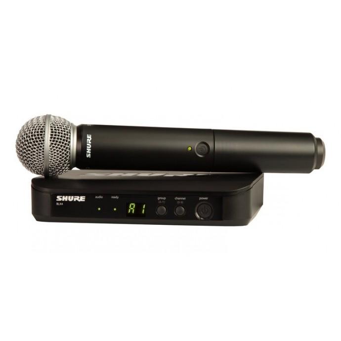 Sistema inalámbrico BLX24AR/SM58-M5 vocal SM58