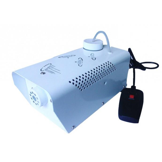 Maq de Humo 400w, Tanque 1L, 2000cu.ff/min, c/Control x cabl