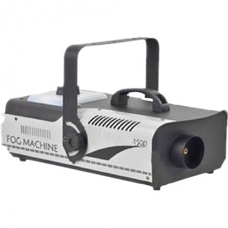 Maq de Humo 1500w,T 2L, 20000cu.ff/min, DMX, c/CRem Inalam