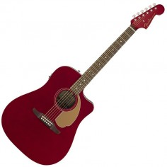 Guitarra Electroacustica | Redondo Player | 20 trastes | Fishman Preamp Presys | Color Candy Apple Red