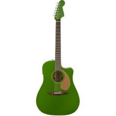 Guitarra Electroacustica | Redondo Player | 20 trastes | Fishman Preamp Presys | Color Verde Electrico