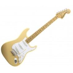 Guit. Elec. Stratocaster Artist Malmsteen MN, c;Estuche, Vi