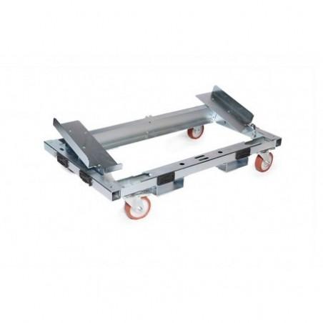 Carro de Aluminio, p/Transporte 4 xVIO-212+Fly Bar