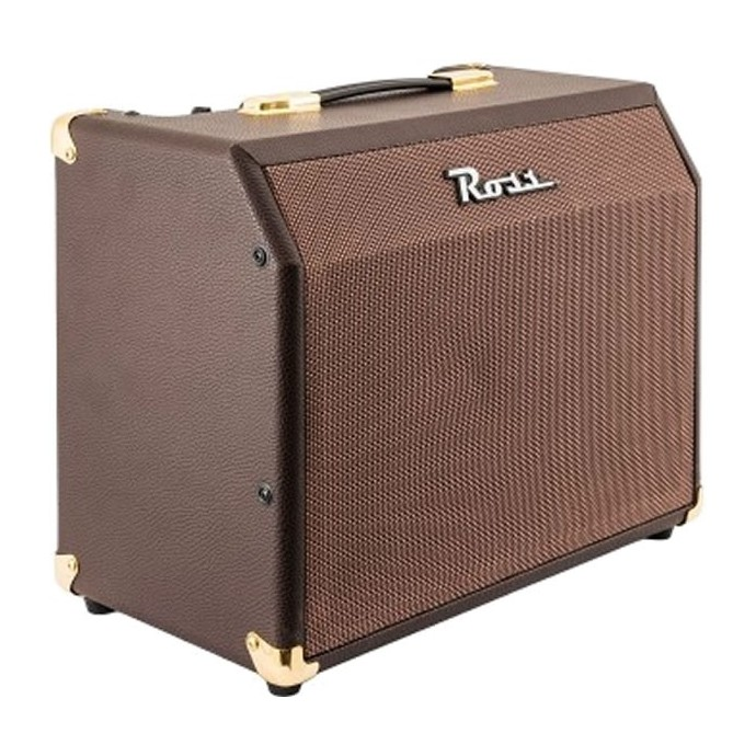 """Amplif p;Guit Acust, Deluxe, 25w, 8"""",Chor, eq 3bd, 2 canal"""