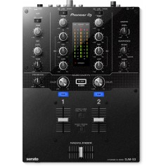 Mixer DJ de 2 Canales para Serato, Sound Color FX, Placa de