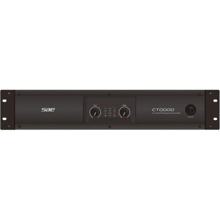 U de potencia estéreo, 450w x2 (4) 300w x2 (8) 900w (bridge)
