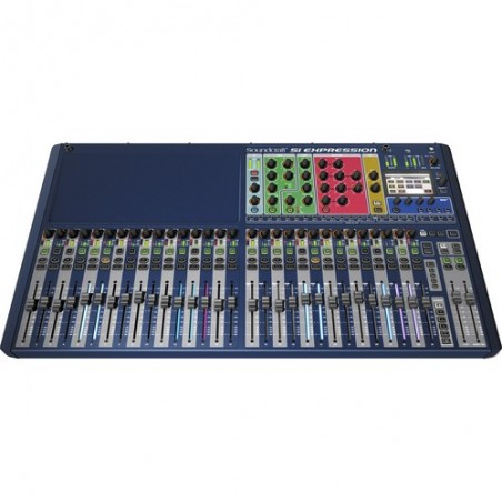 SI EXPRESSION 3, Mixer Digital, 32in;16out, HiQnet