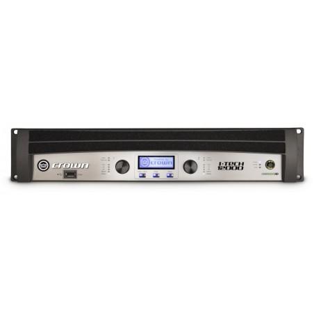 12000W AMP W;OMNIDRIVE-HD PROCESSING