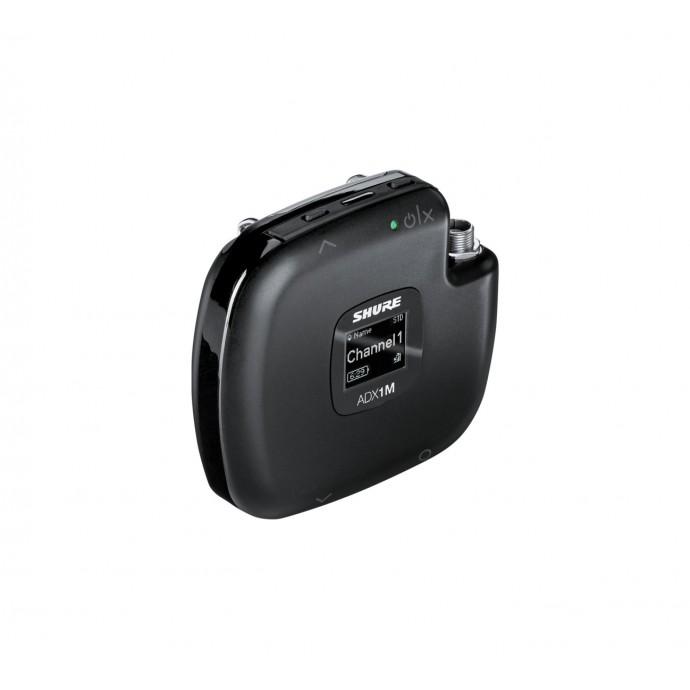 Axient Digital Transmisor Bodypack Mini. Evasión de interfer