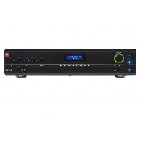 240W Mezclador ; amplificador, Bluetooth (5 entradas-1 sal)