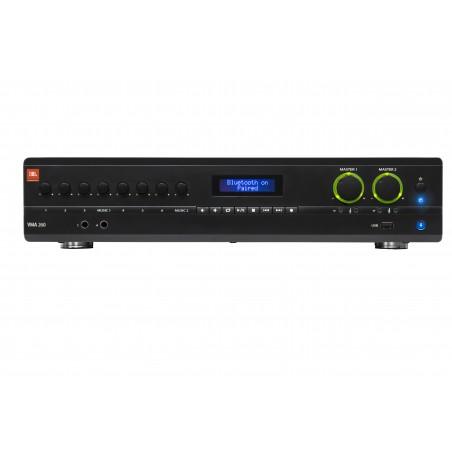 Mix ;amp 60W con capacidad Bluetooth (8 entradas ; 2 salida