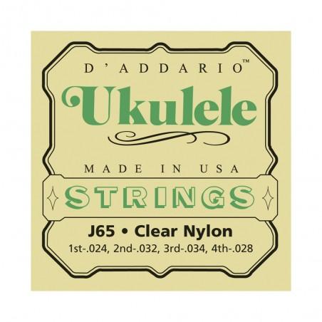 Encordado p/ukelele J65 soprano