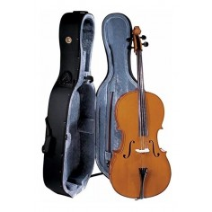 Cello Estudio Superior, 4;4, Tapa: Pino Solido Selecc; B&S: