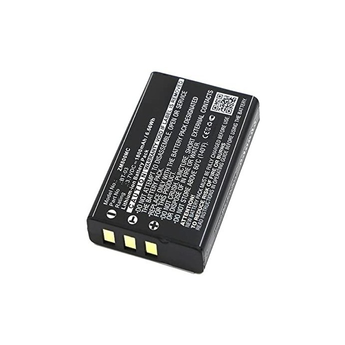 Bateria de litio recargable para Q8
