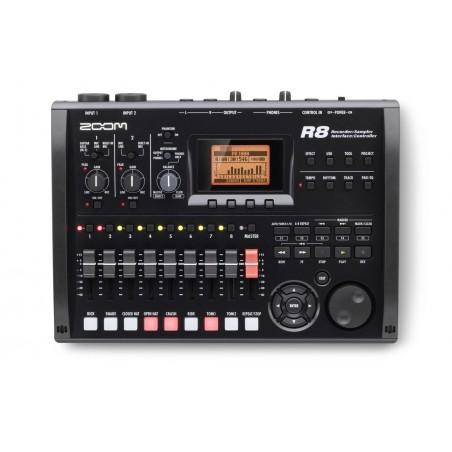 Recorder Interface Controller, Grab 8 pistas;2 simult, 2 XL