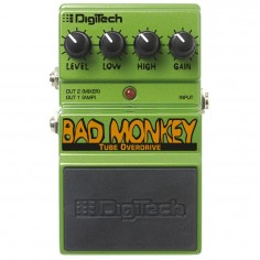 Digitech DBM BAD MONKEY Pedal de Overdrive