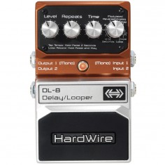 Digitech DL8 Pedal Hardwire de Digital Delay