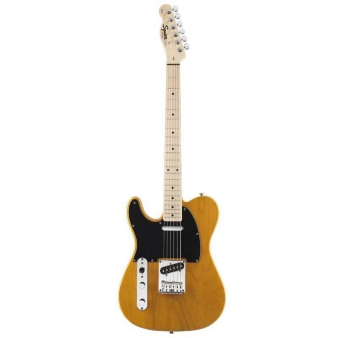 Guitarra eléctrica Telecaster Squier Affinity Special MN, Zurda, Butterscoth Blonde
