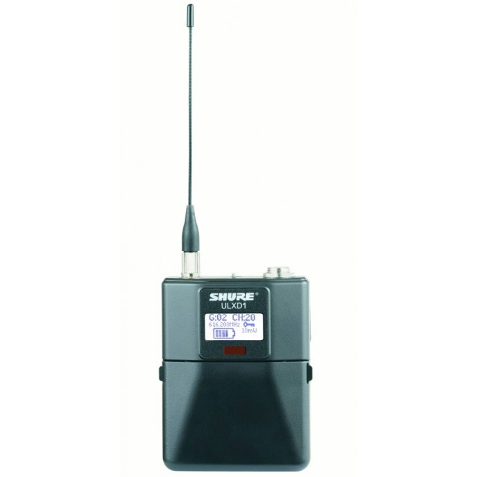 Shure ULXD1-LB-L50   Transmisor inalámbico Bodypack