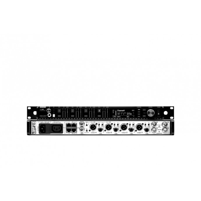 Axient Digital Four-Channel Dual Receiver, compatible with a