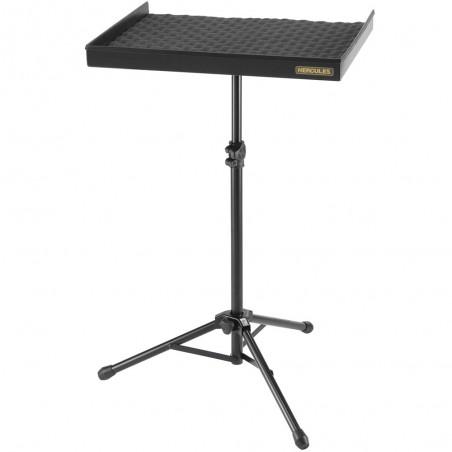 Mesa p;Instr de mano;percusion, 470x600mm, sop:25Kg, c:BK