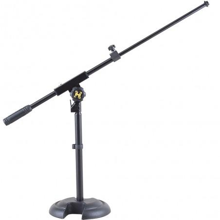 Hercules MS120B Soporte de mesa telescópico para micrófono