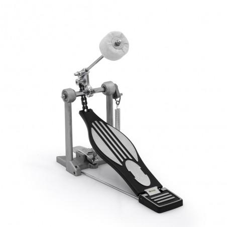 Pedal p; Bombo, Cadena Simple