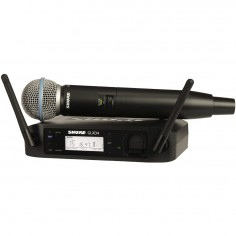 Shure SISTEMA INALAMBRICO DIGITAL MANO beta 58.